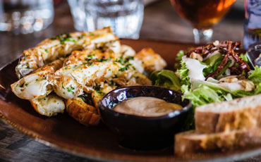 chicken Omlet Sandwich