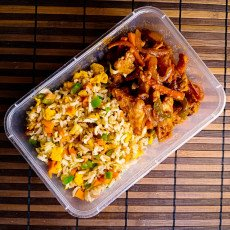 chung thai chicken